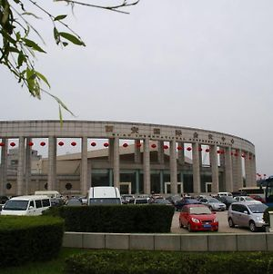 Xi'An International Conference Center Qujiang Hotel photos Exterior