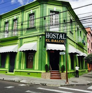 Hostal El Balcon Quito photos Exterior