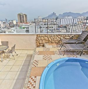 Penthouse Duplex With Private Pool And View In Copacabana photos Room