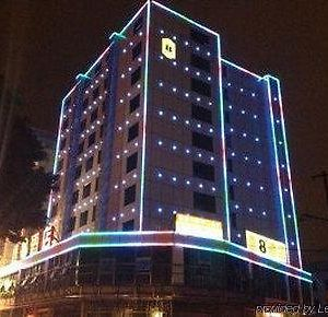 Super 8 Hotel Fuzhou Railway Station West photos Exterior