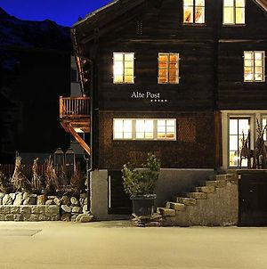 Alte Post Saas-Fee photos Exterior