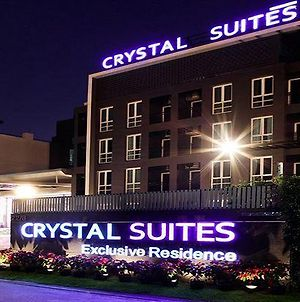 Crystal Suites Suvarnabhumi Airport photos Exterior