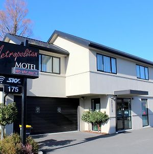 Metropolitan Motel On Riccarton photos Exterior