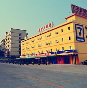7 Days Inn Dongguan Liaobu Oriental Commercial Street Branch photos Exterior