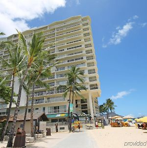 Castle Waikiki Shore Beachfront Condominiums photos Exterior