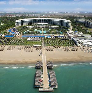 Maxx Royal Belek Golf Resort photos Exterior