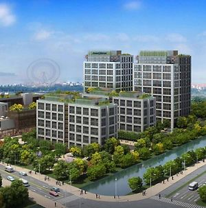 Howard Johnson Jinghope Serviced Residence Suzhou photos Exterior