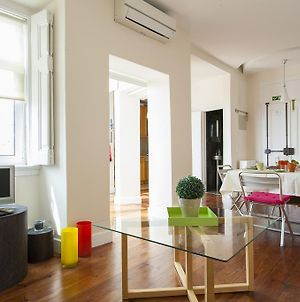 Altido Spacious And Bright 1-Bed Flat With City Views In Lapa photos Exterior