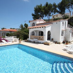 Paraiso Terrenal 4 - Well-Furnished Villa With Panoramic Views By Benissa Coast photos Room