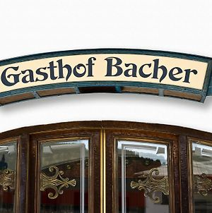 Gasthaus Bacher photos Exterior