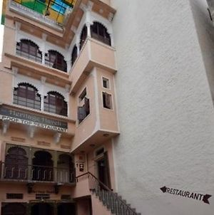Heritage Haveli Guest House photos Exterior