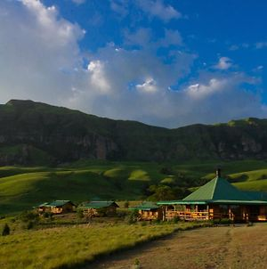 Greenfire Drakensberg Lodge photos Exterior
