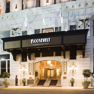 The Roosevelt New Orleans, A Waldorf Astoria Hotel photos Exterior