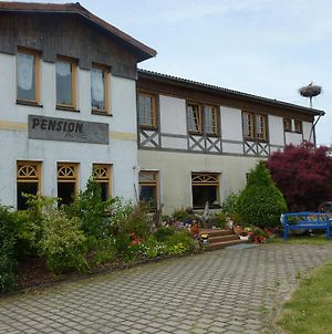 Pension Moritz Und Hofladen Unterm Storchennest photos Exterior