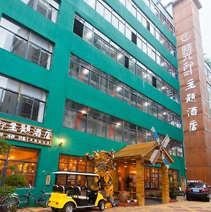 Haikou Time Inn Theme Hotel photos Exterior