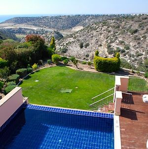 3 Bedroom Villa Kallithea With Private Pool And Sea View Aphrodite Hills Resort photos Exterior