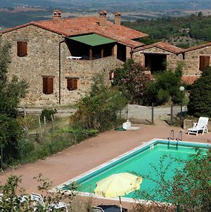 Cozy Farmhouse In Paciano With Swimming Pool photos Exterior