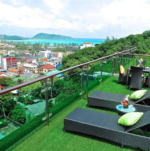 Emerald Patong 2 Bedrooms Apartment With Terrace # 803 photos Exterior