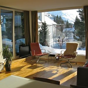 Design Flat In Andermatt Center photos Exterior