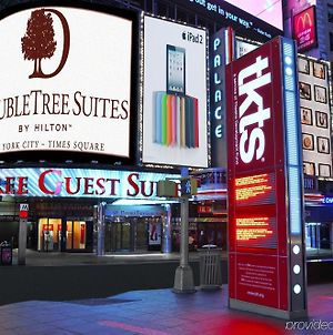 Doubletree Suites By Hilton Nyc - Times Square photos Exterior