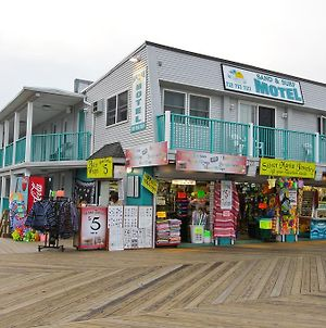 Boardwalk Sand & Surf Inn Oceanfront photos Exterior