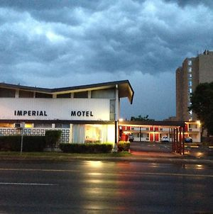 Imperial Motel Cortland photos Exterior