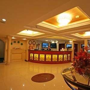 Greentree Inn Hebei Qinhuangdao Sun City Express Hotel photos Exterior