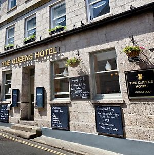 The Queens Hotel St Ives photos Exterior