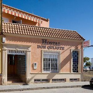 Hostal Don Quijote photos Exterior