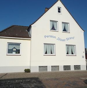 Pension Doser Strand photos Exterior