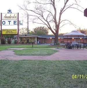 Anadarko Motel photos Exterior