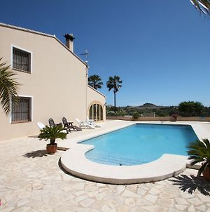 Finca Cantares - Holiday Home With Private Swimming Pool In Benissa photos Exterior