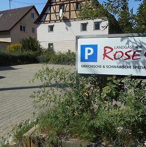 Landgasthof Rose photos Exterior