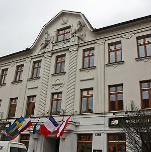 Hotel Grand Nymburk photos Exterior