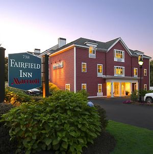 Fairfield Inn By Marriott Boston Sudbury photos Exterior