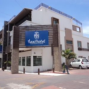 Maxihotel Business Class Culiacan photos Exterior