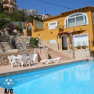 Merry Costa Calpe Villas photos Exterior