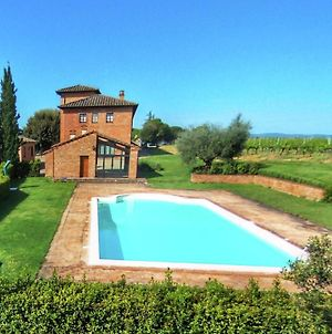 Beautiful Farm Holiday House Near Montepulciano With Pool photos Exterior