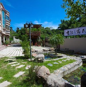 Eastern Asian Calligraphy Art Breakfast And Bed Hotel photos Exterior