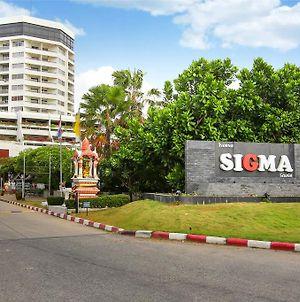 Sigma Resort Jomtien photos Exterior