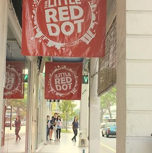 Backpacker'S Hostel @ The Little Red Dot photos Exterior