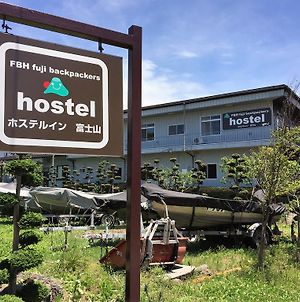 Hostel Fujisan Fbh photos Exterior