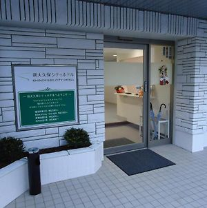 Shin Okubo City Hotel photos Exterior