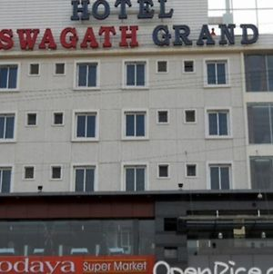 Hotel Swagath Grand As Rao Nagar photos Exterior