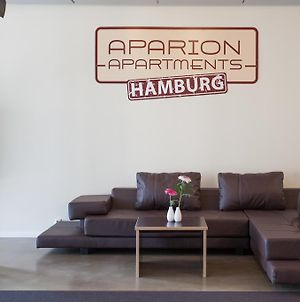 Aparion Apartments Hamburg photos Exterior