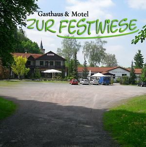 Motel Zur Festwiese photos Exterior