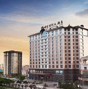 Yangzhou Mingfa International Hotel photos Exterior