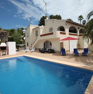 Miquel - Pretty Holiday Property With Garden And Private Pool In Moraira photos Exterior