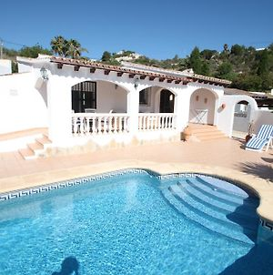 Colina - Holiday Home With Private Swimming Pool In Moraira photos Exterior