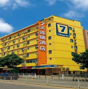 7 Days Inn Ganzhou Development Zone Ke Jia Avenue photos Exterior